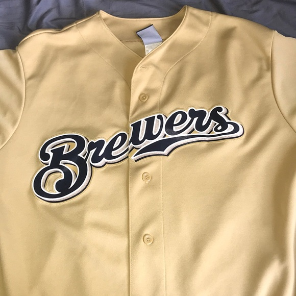 low priced 1f50e 9ae01 OFFICIAL Ryan Braun Milwaukee Brewers Jersey